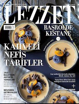 Lezzet Dergisi Ocak Sayısı