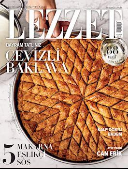 Lezzet Dergisi Haziran Sayısı