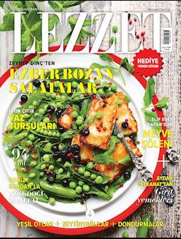 Lezzet Dergisi Haziran-Temmuz Sayısı