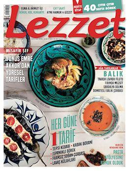 Lezzet Dergisi Ekim Sayısı