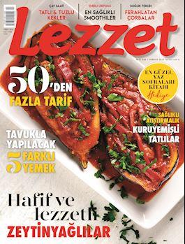 Lezzet Dergisi Temmuz Sayısı
