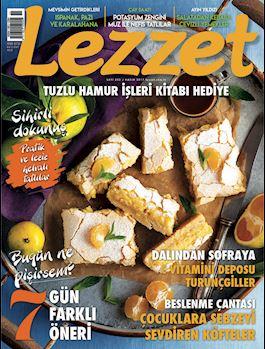 Lezzet Dergisi Kasım Sayısı