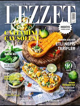 Lezzet Dergisi Ekim-Kasım Sayısı