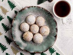 Amaretti kurabiye