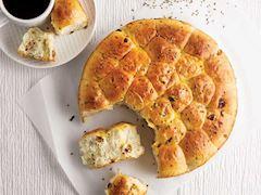 Anasonlu ve üzümlü çörek
