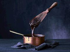 Çikolata sosu