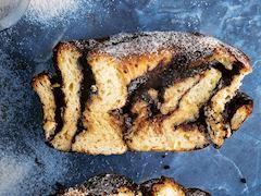 Çikolatalı ekmek