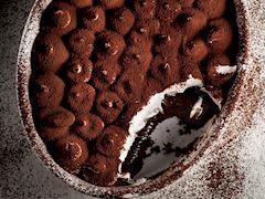 Çikolatalı tiramisu pie