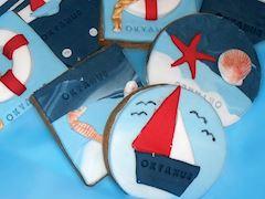 Denizci kurabiye