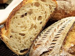 Ekşi mayalı köy ekmeği