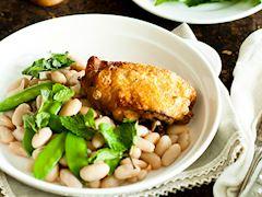 Fasulye&Tavuk Salatası