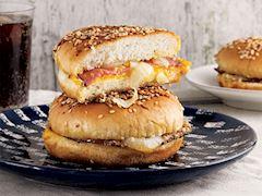 Hamburger böreği
