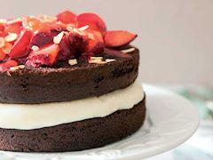 Kakaolu naked cake
