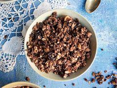 Karabuğday granola