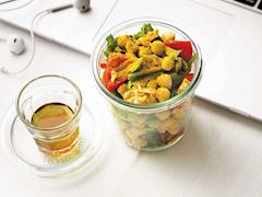 Kavanozda salata
