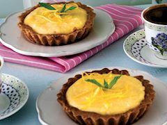 Limonlu tart