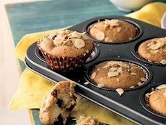 Muzlu şekersiz muffin
