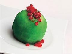 Nane likörlü elma