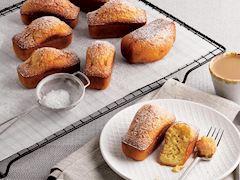 Sodalı aromatik kek