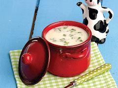 Sütlü çorba
