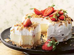 Sütlü irmik pastası