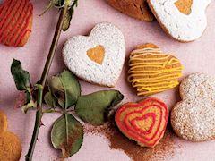 Tarçınlı aşk kurabiyesi