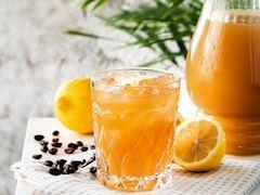 Türk kahveli limonata
