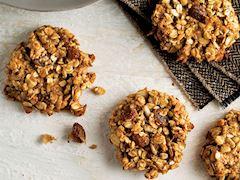 Unsuz ve şekersiz kurabiye