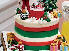 Yeni yıl pastası