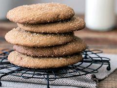 Zencefelli pekmezli kurabiye