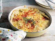 Chia tohumlu omlet