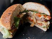 Ev yapımı hamburger ekmeği