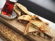 Izgara sebzeli tost