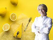 Limonlu Fıstıklı Kek ve Gazlı Limonata