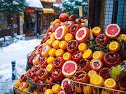 Kasım Ayı Sebze ve Meyveleri Nelerdir?