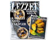 Lezzet Dergisi'nin ocak sayısı çıktı!