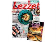 Lezzet'in Ekim Sayısı Bayilerde!