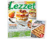 Lezzet'in Haziran Sayısı Bayilerde!