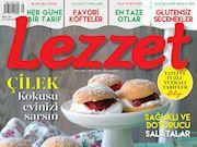 Lezzet'in Mayıs Sayısı Bayilerde!