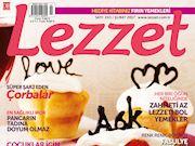 Lezzet'in Şubat Sayısı Bayilerde!