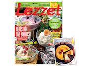 Lezzet'in Temmuz Sayısı Bayilerde!
