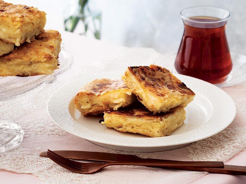 Adana usulü börek