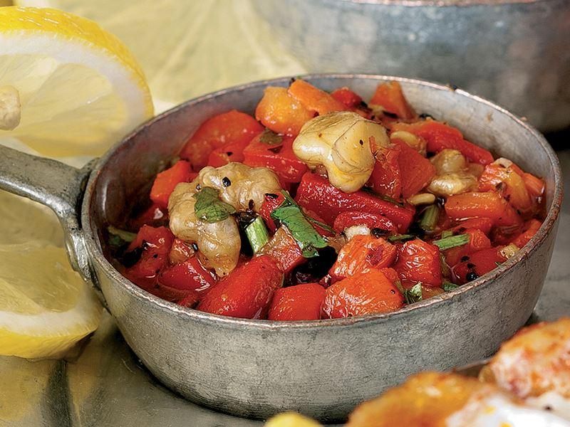 Al Biber Salatası