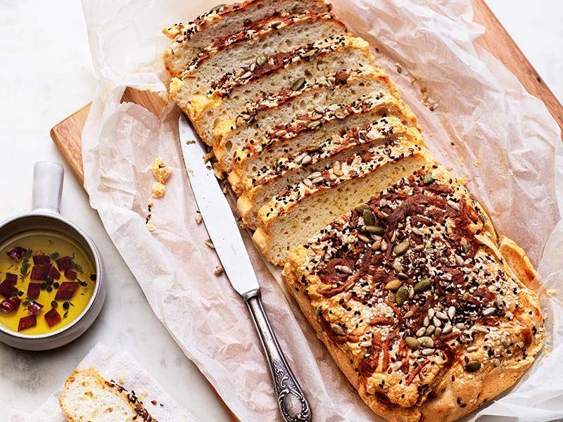 Badem ekmeği