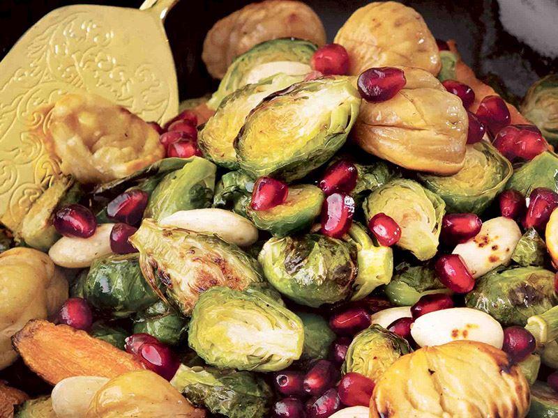 Bademli Brüksel lahanası