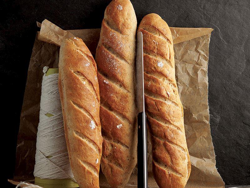 Baget ekmek nasıl yapılır 54