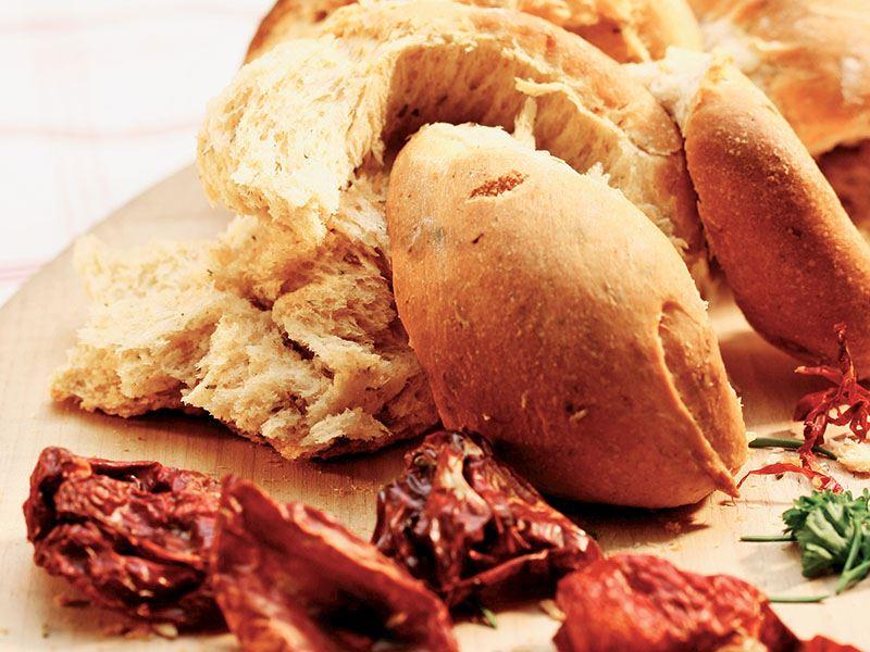 Baharatlı Ekmek