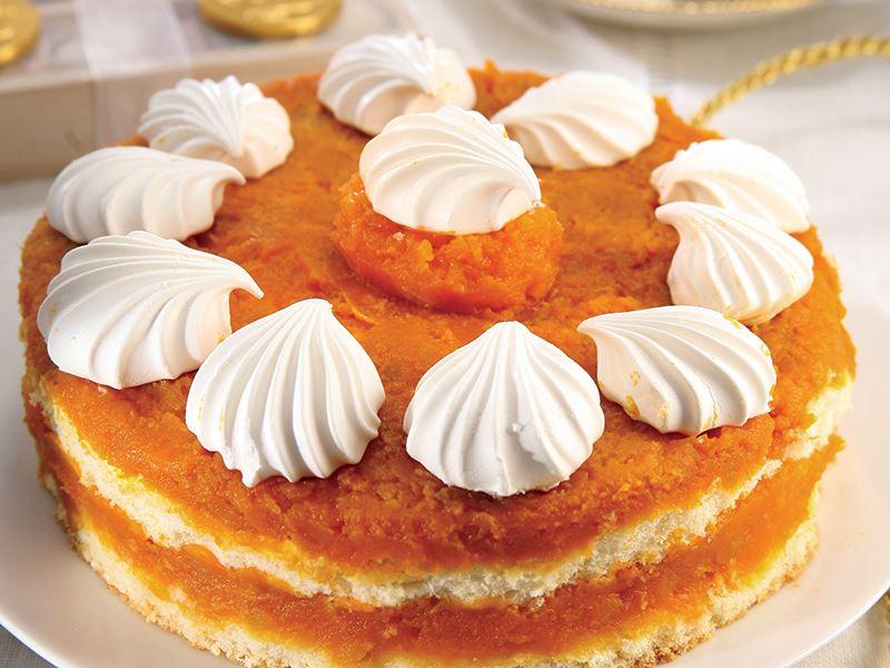 Balkabaklı Kolay Pasta