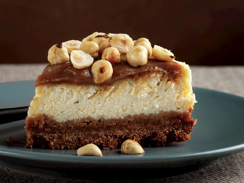 Beyaz Çikolatalı Cheesecake