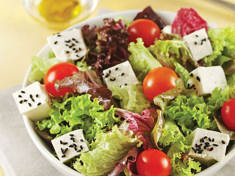 Image result for akdeniz salatası